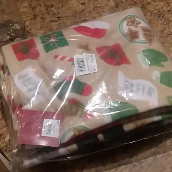 Christmas Throw Blanket.Christmas Throw Blanket Nwt